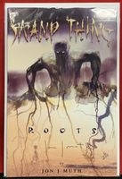 Swamp Thing: Roots - One-Shot/Graphic Novel - Signed By Jon J Muth with Dynamic Forces COA